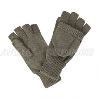 6520a316b44 Multifunkční rukavice 2v1 olivové