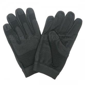 Rukavice ARMY TACTICAL černé