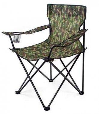 Židle rozkládací Woodland AKCE