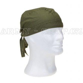 Šátek na hlavu - OLIV