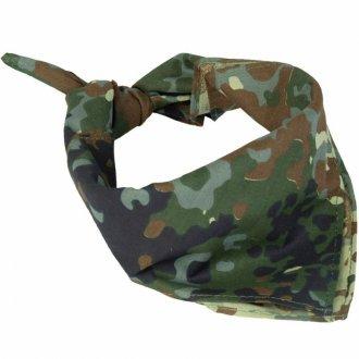 Šátek maskovací - Bundeswehr