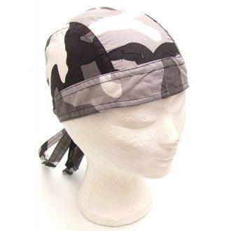 Šátek na hlavu - potisk  METRO