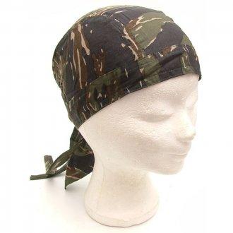 Šátek na hlavu - potisk  TIGER