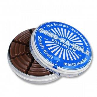 Energy čokoláda Scho-ka-kola MLÉČNÁ