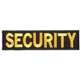 Nášivka Security plátek - barevná