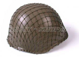 Síťka na helmu AČR