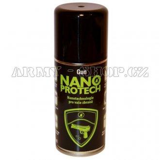 Sprej na zbraně Nanoprotech Gun