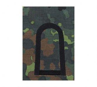 Výložka Bundeswehr  štábní poddůstojník  - bojová