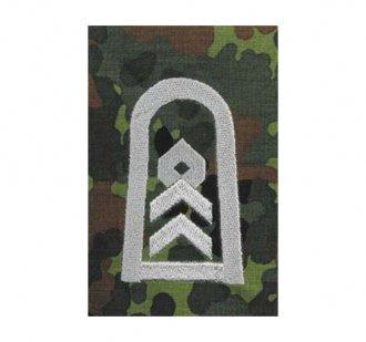 Výložka Bundeswehr  štábní rotmistr  - barevná