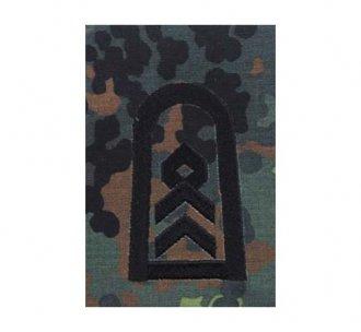 Výložka Bundeswehr  štábní rotmistr  - bojová