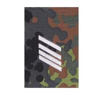 Výložka Bundeswehr  štábní svobodník  - barevná