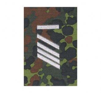 Výložka Bundeswehr  štábní svobodník UA  - barevná