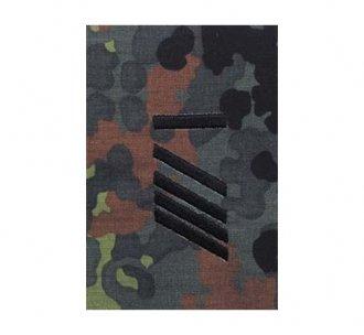 Výložka Bundeswehr  štábní svobodník UA  - bojová