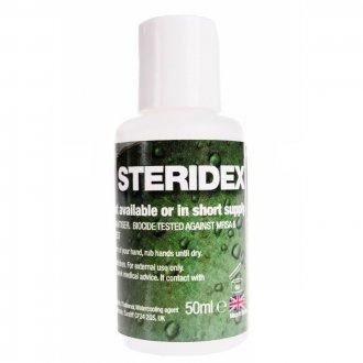 Gelový ruční čistič STERIDEX