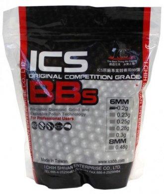 Kuličky BB ICS 0,23g 4350ks