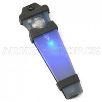 E-Lite Safety Lights modré
