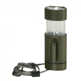 Multifunkční svítilna - Olivová