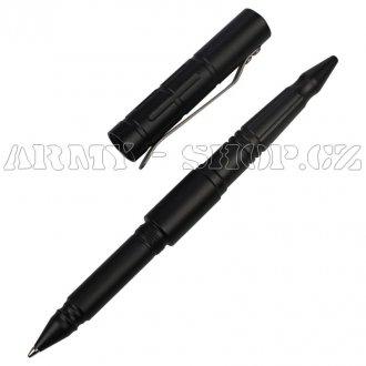 Taktické pero DEFENSE černé
