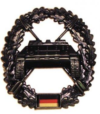 Odznak rozlišovací BW velký - Tanková jednotka