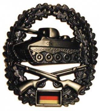 Odznak rozlišovací BW velký - Tankový granátník