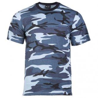 Tričko - SKY BLUE