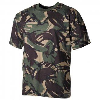 Tričko - Britský vzor DPM