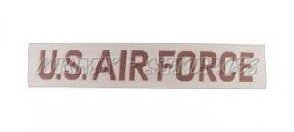 Nášivka U.S. AIR FORCE plátek desert - tištěná