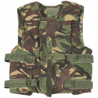 Neprůstřelná vesta DPM ( bez výplně ) LES