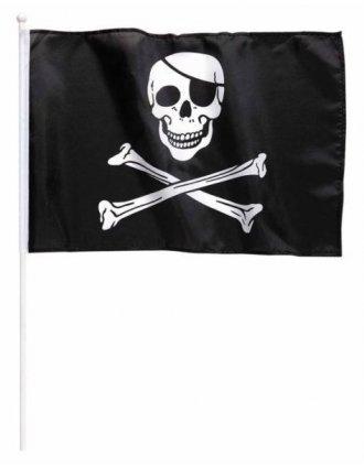 Vlajka PIRÁT - malá 30x45cm
