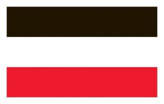 Vlajka Deutsches Reich
