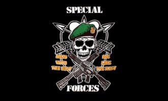 Vlajka Special Forces