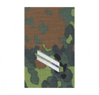 Výložka Bundeswehr  vrchní svobodník  - barevná