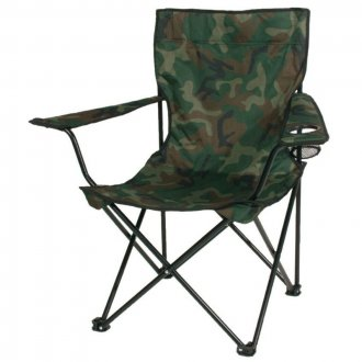 Židle rozkládací - Woodland