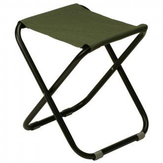 Skládací židle  Camping - mini  - Olivová